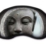 Antifaz Budha Gris