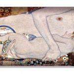 Almohadilla Cervical / Lumbar Klimt Tres Edades