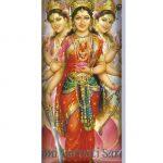 Amohadilla para ojos Tres Diosas