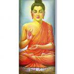 Amohadilla para ojos Budha Celeste