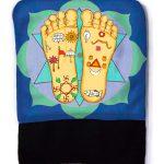 Pantuflón Pies de Loto de Sri Krishna