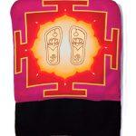 Pantuflón Pies de Loto de Diosa Lakshmi