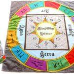 Paño de Tarot 4 Elementos