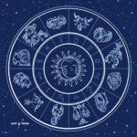 Paño de Tarot Sol y Luna